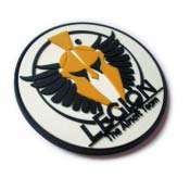 PVC Airsoft Patch - Legion