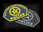 USPS Police Patches