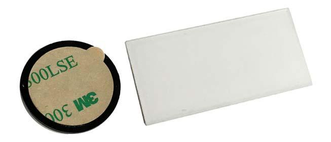 Adhesive vs Plain Backing PVC