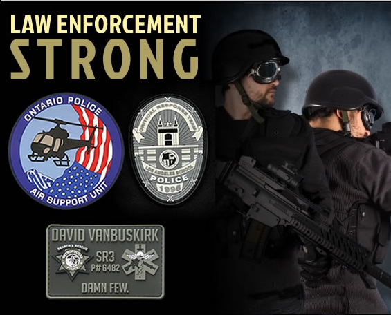 Law Enforcement Strong