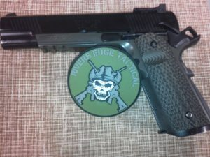 Rivers Edge Tactical Patch and Gun