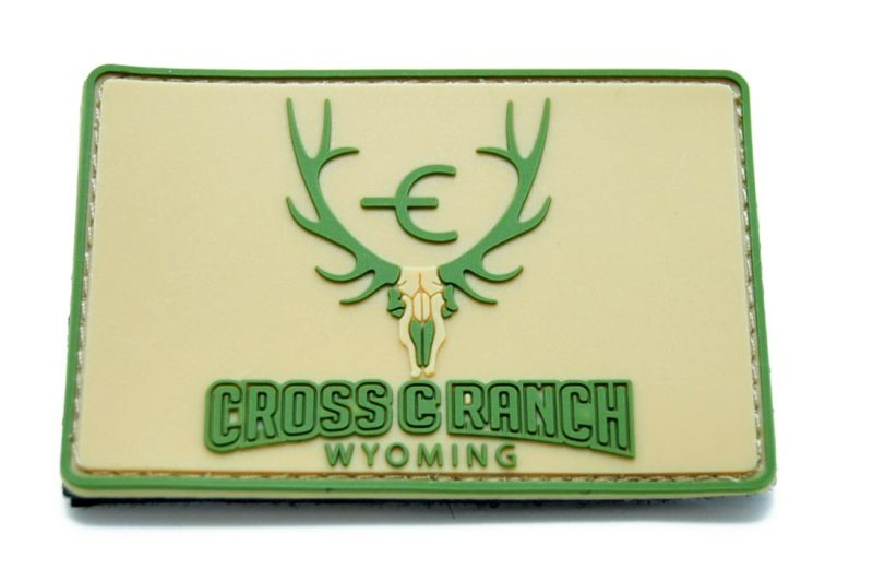 Wyoming Outdoor Patch