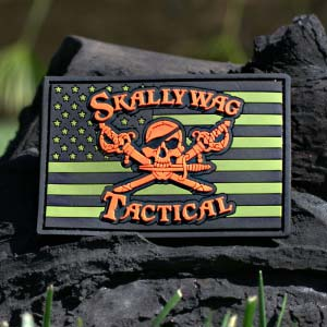 Click To View More Pictures of Custom PVC Patches