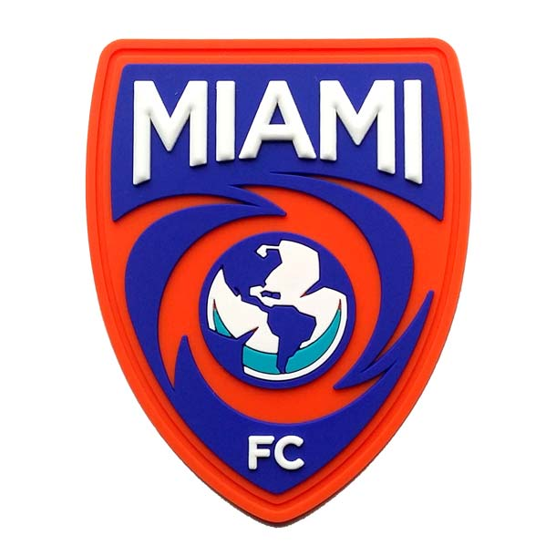 PVC Labels Miami FC