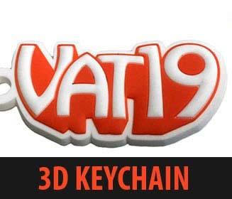Vat 29 2D Keychain