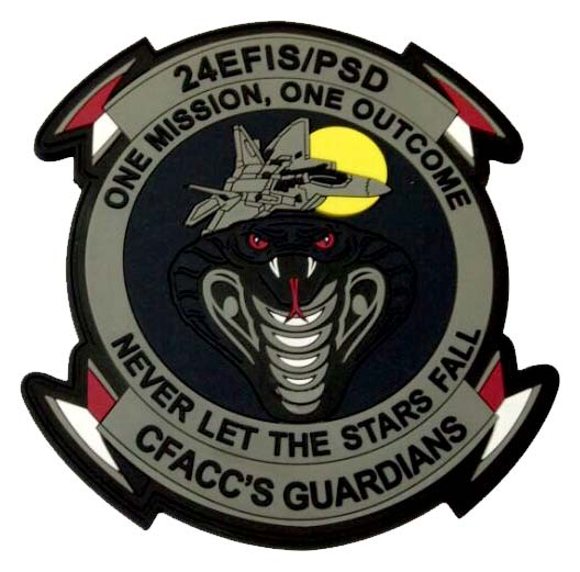24-efis-military-unit patch