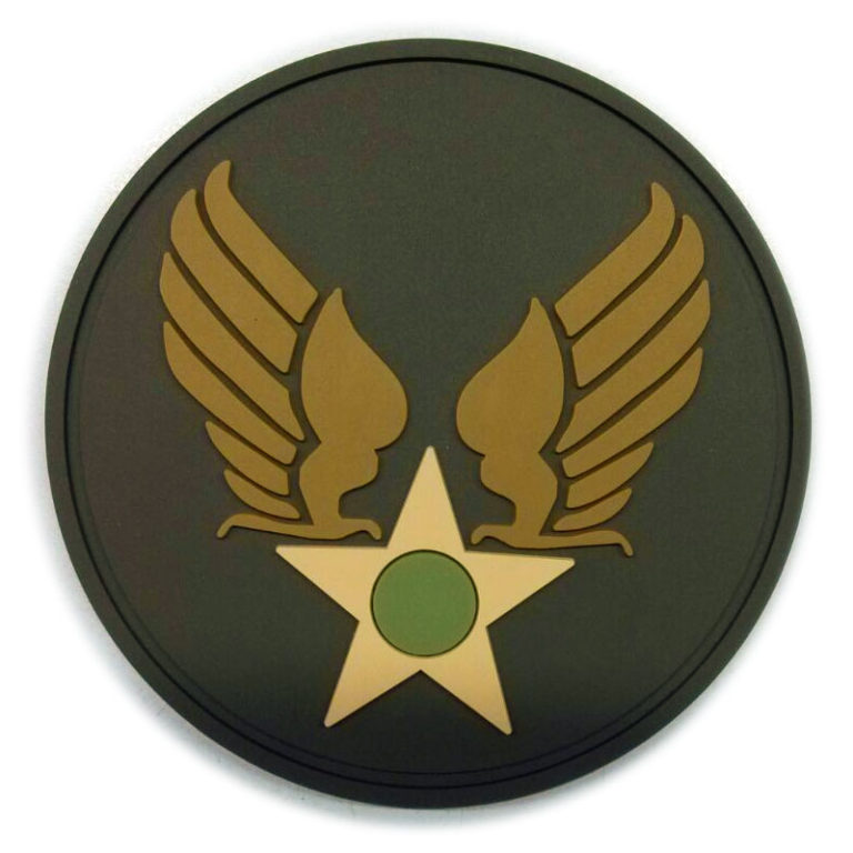 Air Force Multicam Patches