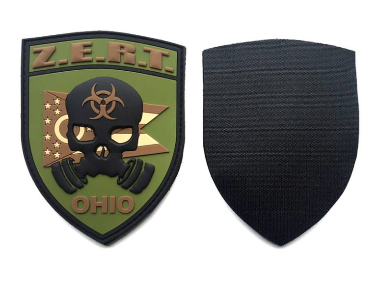 ZERT Ohio Multicam Patch