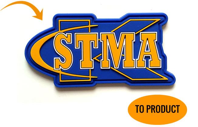 pvc label SMA