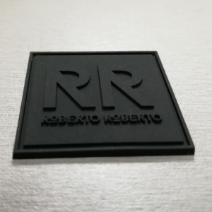 Roberto Roberto PVC Label