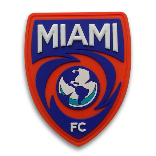 pvc sport patches futbol club