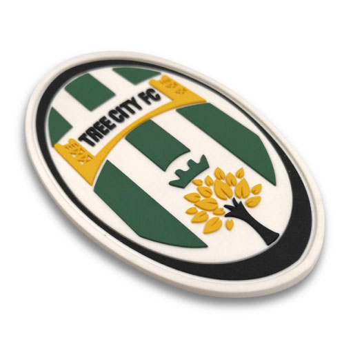 pvc sport patches soccer