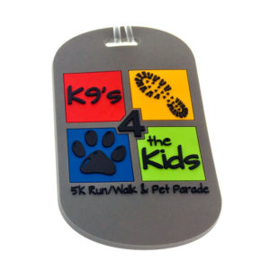 k9's luggage tags