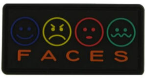faces-black-pvc-label