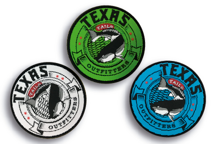 texas outfitters pvc hat patches