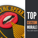 top 10 custom pvc morale patches