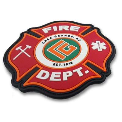fire department EMS patch