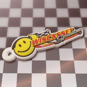 custom rubber pvc keychains