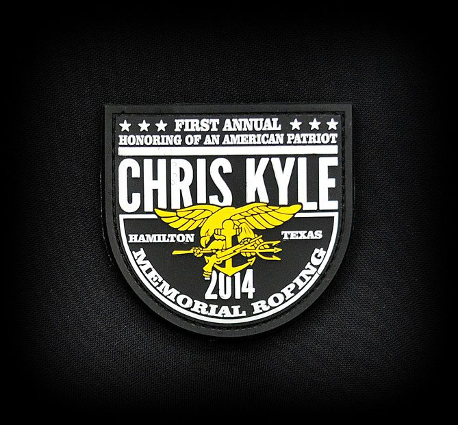 Chris Kyle PVC Patch