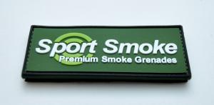 Sport Smoke PVC Patch