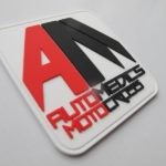 AUTO MEDICS - soft rubber PVC Label Case Study