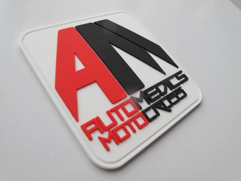 AUTO MEDICS - soft rubber PVC Label Case Study